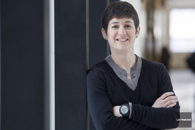 Isabelle Lacroix : « Ce qui est mal... (Archives, La Tribune)