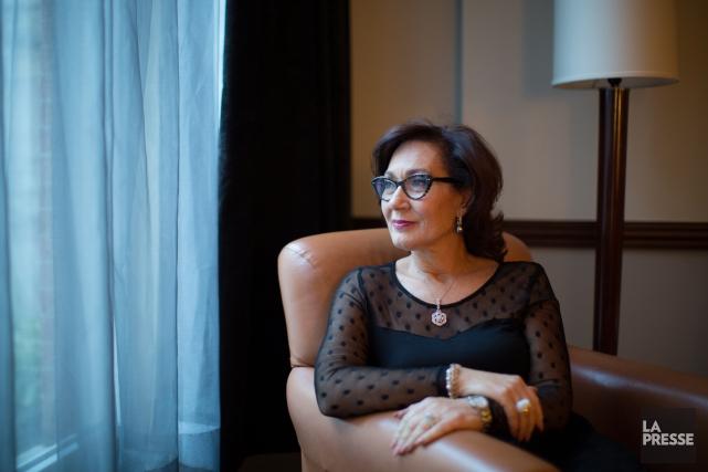 Danièle Henkel est lanouvelle ambassadrice du Festival de... (PHOTO ÉDOUARD PLANTE-FRÉCHETTE, ARCHIVES LA PRESSE)