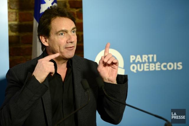 Pierre Karl Péladeau... (Archives La Presse)