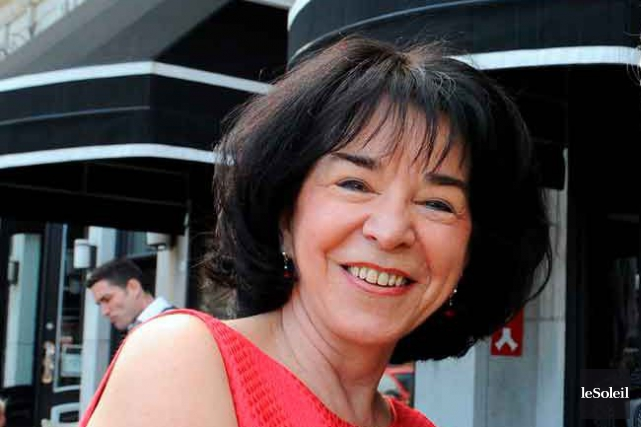 Gisèle Picard, présidente de l'Association des femmes entrepreneures... (Photo Le Soleil, Erick Labbé)