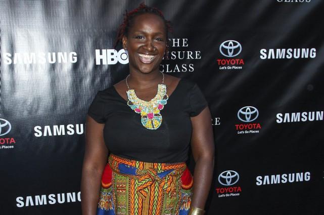 La productrice de films et d'émissions télévisées Effie... (PHOTO ARCHIVES AP)