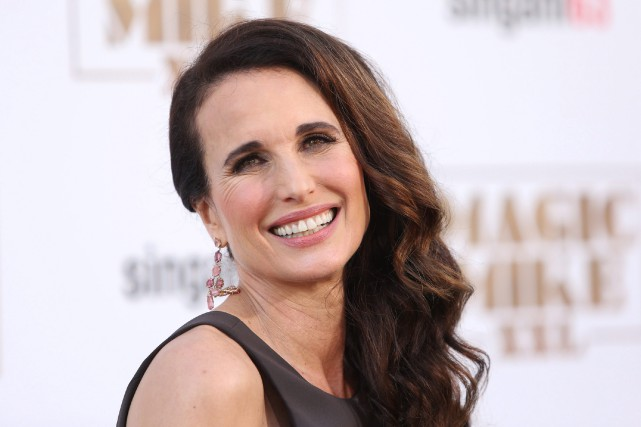 Andie MacDowell s'est plainte sur Twitter d'avoir été... (PHOTO PAUL A. HEBERT, ARCHIVES ASSOCIATED PRESS)