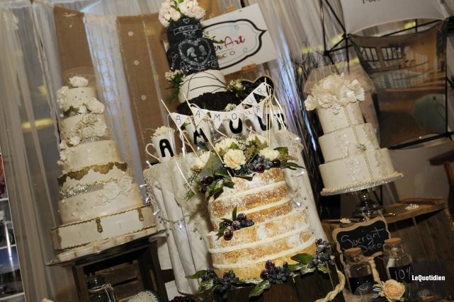 Le Salon du mariage de La Tuque est... (Le Quotidien)