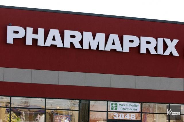 La pharmarcie Pharmaprix du chemin Lépine, dans le secteur Buckingham, fermera... (Alain Roberge, Archives La Presse)