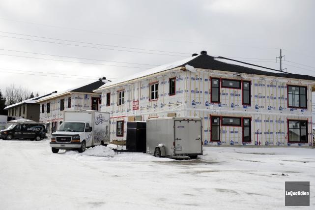 Le Saguenay-Lac-Saint-Jean a connu une baisse de 25... (Photo Le Quotidien, Jeannot Lévesque)