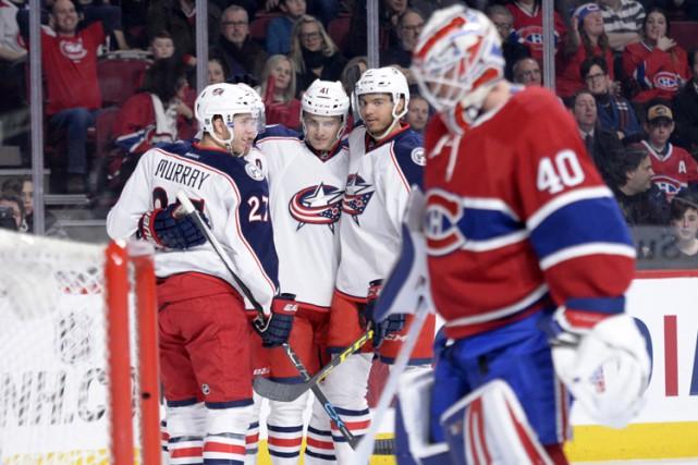 La fiche du Canadien depuis la dernière absence... (PHOTO REUTERS)