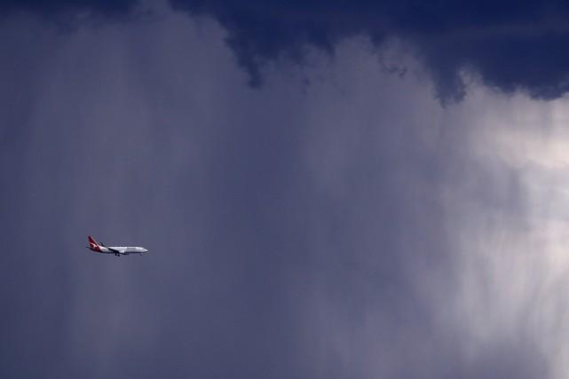 Les turbulences extrêmes comme celles ayant blessé sept personnes à bord d'un... (Photo archives Reuters)