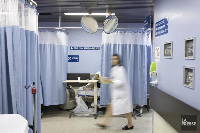 La hausse de la rémunération des médecins a... (PHOTO ALAIN ROBERGE, ARCHIVES LA PRESSE)