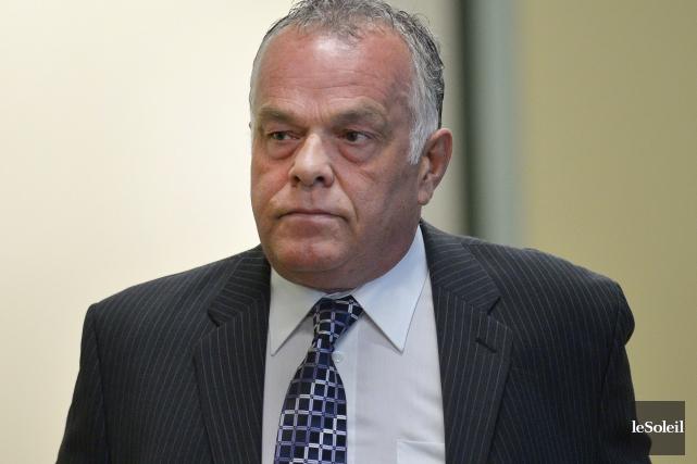 L'ex-chef de la police de Lévis, Jean-François Roy,... (Photothèque Le Soleil, Yan Doublet)
