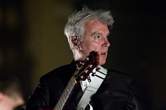 David Byrne et des membres d'Arcade Fire seront... (PHOTO ALAIN DÉCARIE, COLLABORATION SPÉCIALE)