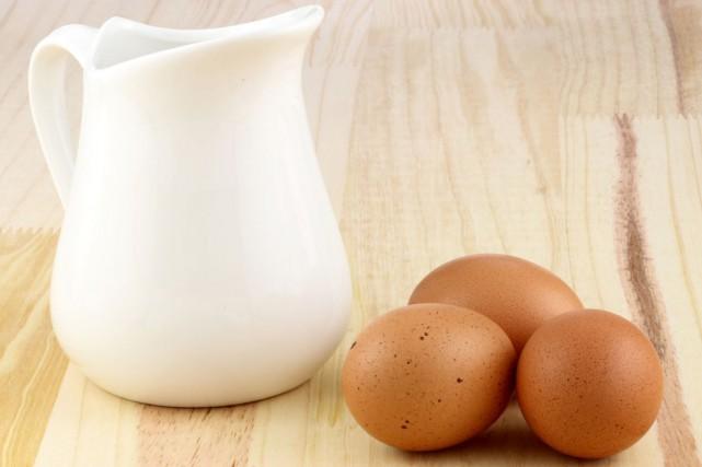 Dans les années80, époque où le cholestérol était l'ennemi numéro un et où les... (Photos.com)