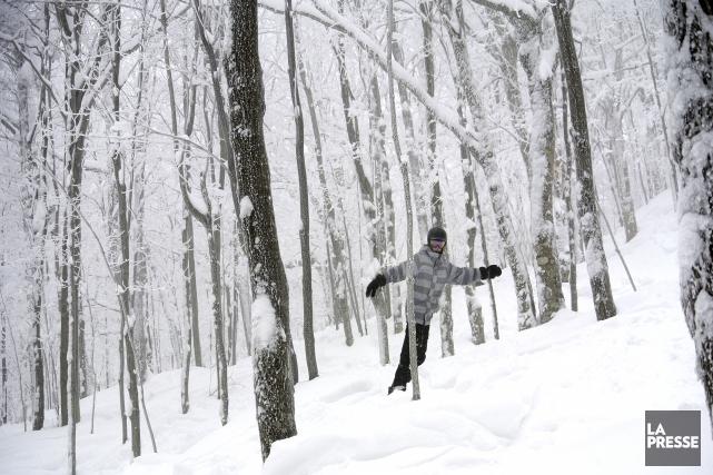 Une entente a été conclue en vue de la vente de la station de ski du mont... (Archives La Presse)