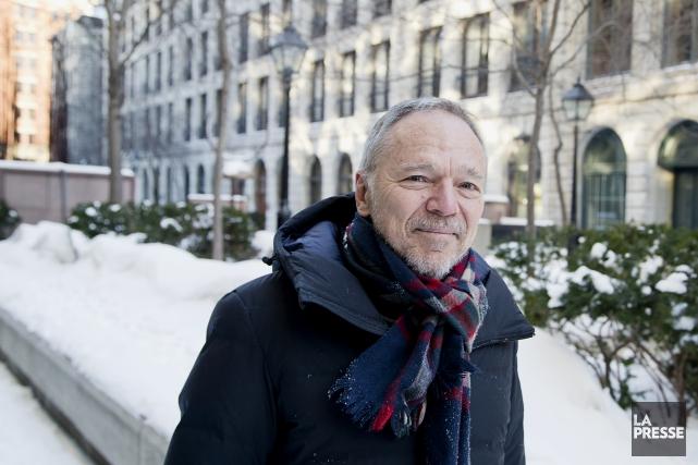 Alain Dubuc... (Photo Alain Roberge, La Presse)