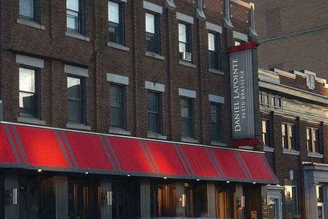 Le restaurateur Daniel Lapointe ouvrira un restaurant dans l'est de Sherbrooke. (Photo tirée de Facebook)