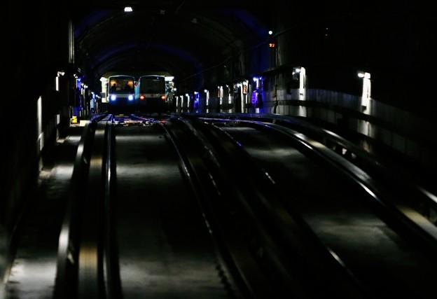 «Dans la région métropolitaine, l'achalandage des transports en... (Photo Martin Chamberland, archives La Presse)