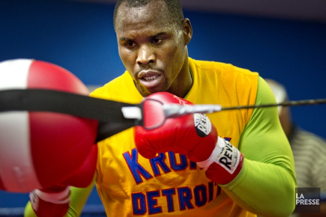 Adonis Stevenson... (PHOTO MARCO CAMPANOZZI, ARCHIVES LA PRESSE)