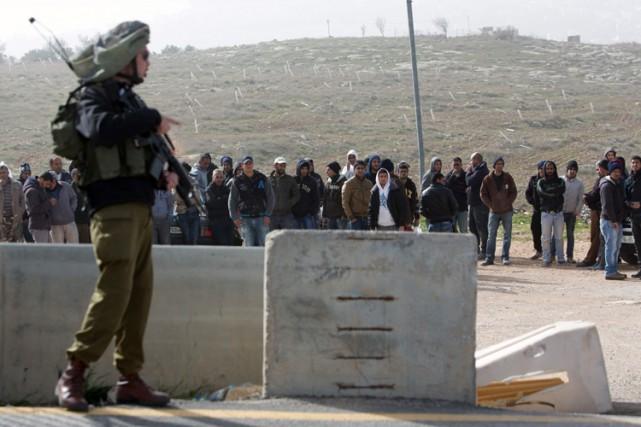 Les Israéliens pensent que les Nations unies leur... (PHOTO AFP)