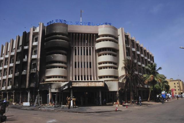 L'attaque djihadiste à Ouagadougou du15 janviera fait 30morts,... (AFP, Ahmed Ouoba)