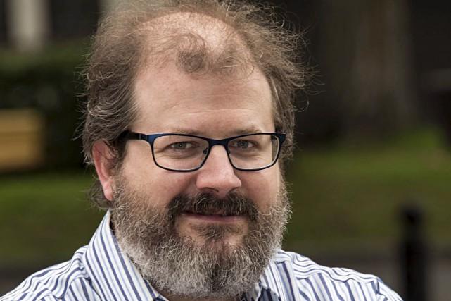Serge Petitclerc, porte-parole du Collectif pour un Québec... (fournie par Serge Petitclerc)