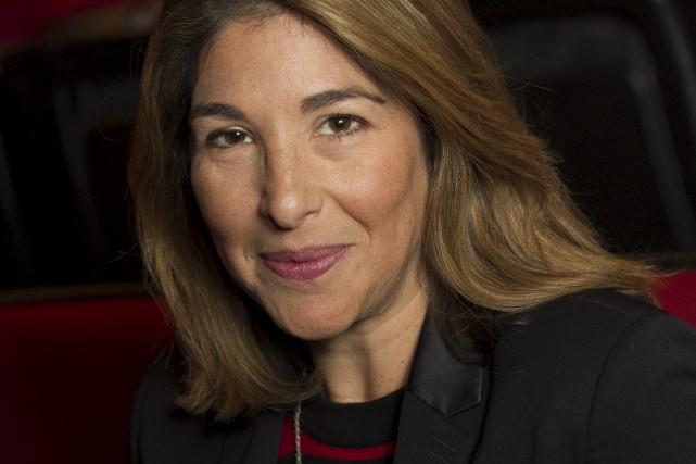 Naomi Klein est connue pour ses analyses et... (Spectre Média, René Marquis)