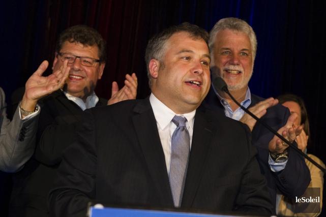 Le député de la circonscription de Jean-Talon, Sébastien... (archives Le Soleil)