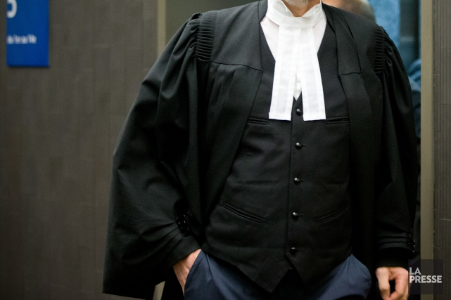 Les avocats et notaire de l'État québécois sont... (Archives La Presse, David Boily)