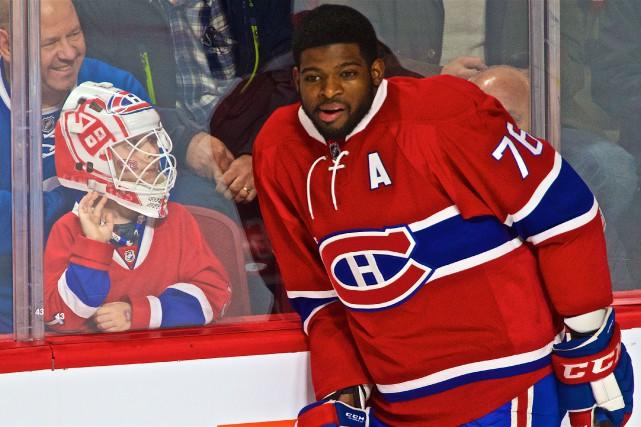 P.K. Subban croit que le Canadien peut rebondir... (Photo André Pichette, archives La Presse)