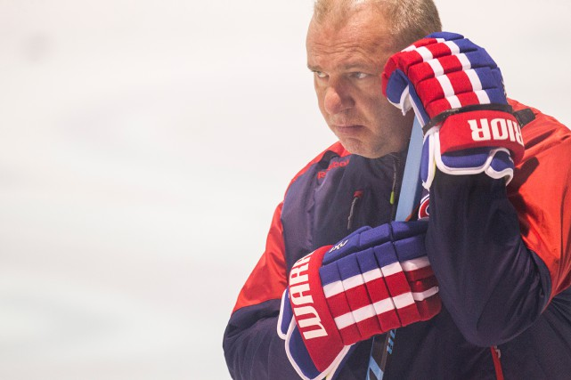 Michel Therrien a-t-il toujours l'oreille de sa troupe?... (PHOTO IVANOH DEMERS, LA PRESSE)