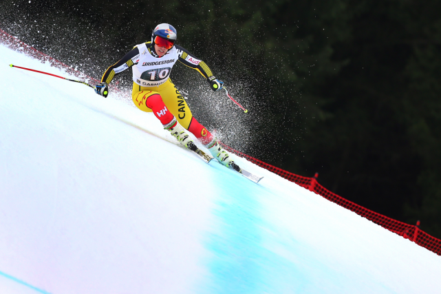 Erik Guaya remporté deux épreuves de la Coupe... (Photo Karl-Josef Hildenbrand, AFP)