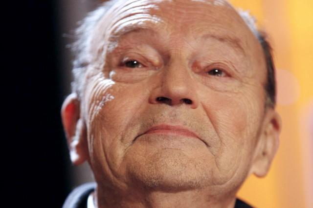 L'écrivain français Michel Tournier est décédé la semaine... (PHOTO ARCHIVES AFP)