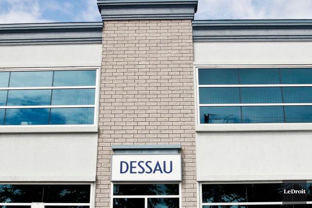 Vice-président régional de la firme Dessau, Michel Famery... (Patrick Woodbury, Archives LeDroit)