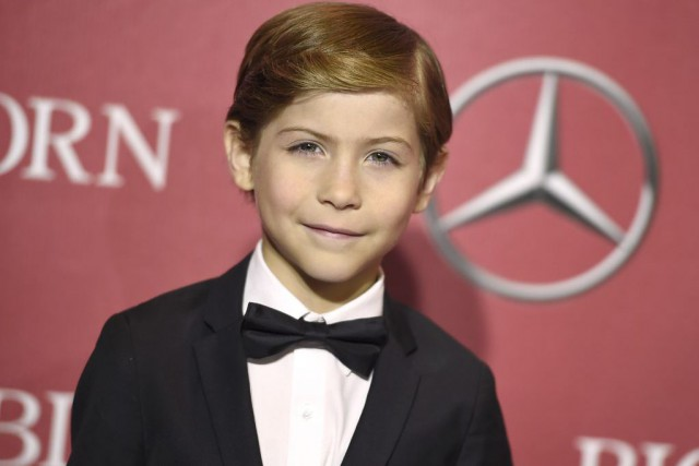 Jacob Tremblay au festival de Palm Springs le... (PHOTO ARCHIVES AP)