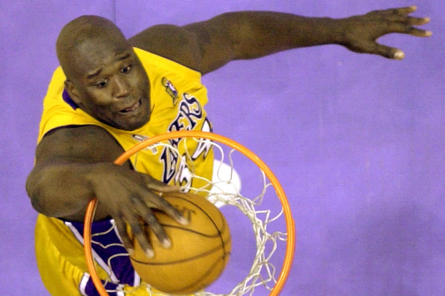 Shaquille O'Neal... (Photo Michael Conroy, archives AP)