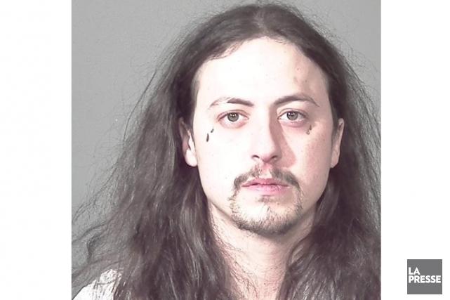 Mathew Roberge, 25 ans, est accusé d'avoir gravement... (Photo La Presse)