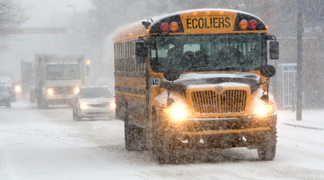 «Certaines sorties des élus scolaires étaient perçues comme... (PHOTO ROBERT SKINNER, ARCHIVES LA PRESSE)