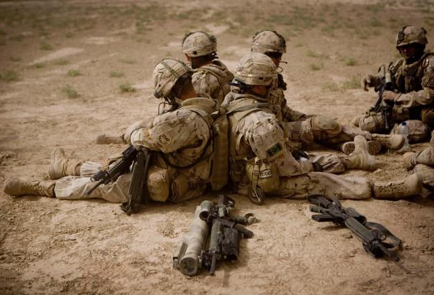 «Le ministère de la Défense sait, depuis plusieurs... (PHOTO ANJA NIEDRINGHAUS, ARCHIVES ASSOCIATED PRESS)