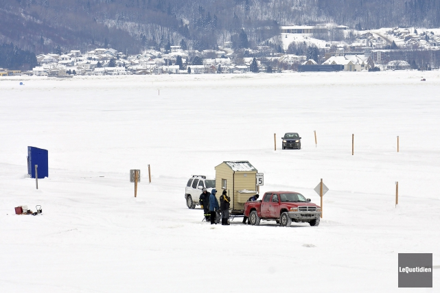 Après Grande-Baie, c'était au tour du site de... (Photo Le Quotidien, Rocket Lavoie)
