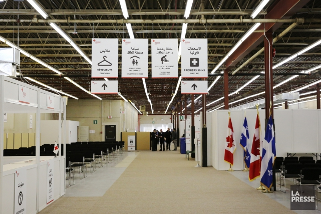 La prochaine phase de la participation du Canada aux efforts de la communauté... (Photo archives La Presse)