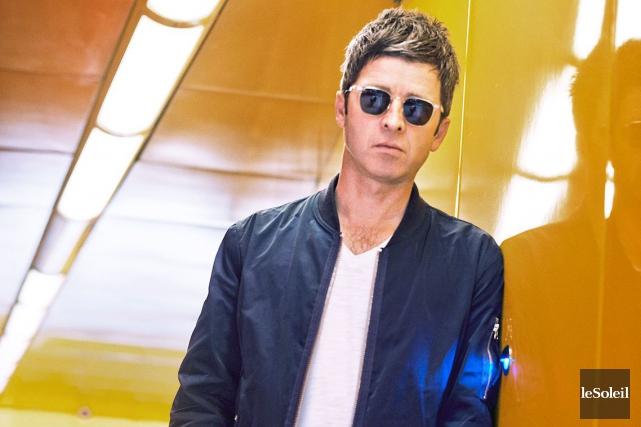 L'ex-Oasis Noel Gallaghermène une carrière solo particulièrement heureuse,... (Photothèque Le Soleil)