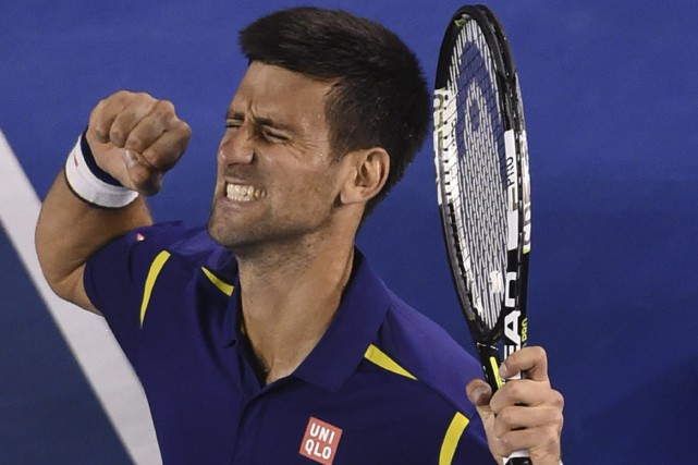 Novak Djokovic... (Photo Associated Press)