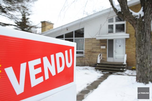Les courtiers immobiliers doivent composer avec les effets... (Archives, La Tribune)