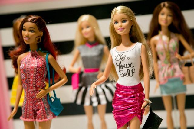 Depuis le début de l'année, le titre Mattel... (Photo d'archives)
