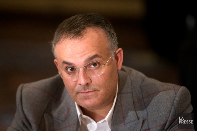 Vincenzo Guzzo, président de l'Association des propriétaires de... (PHOTO ROBERT SKINNER, ARCHIVES LA PRESSE)