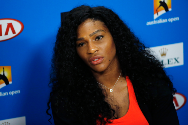 Serena Williams... (Photo Shuji Kajiyama, AP)