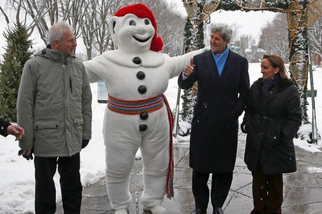 Le ministre canadien des Affaires étrangères, Stéphane Dion,... (Photo MATHIEU BÉLANGER, La Presse Canadienne)