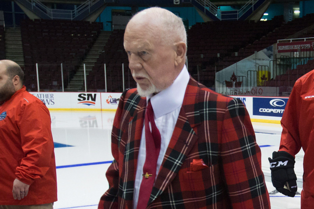 Don Cherry... (Photo Darryl Dyck, PC)