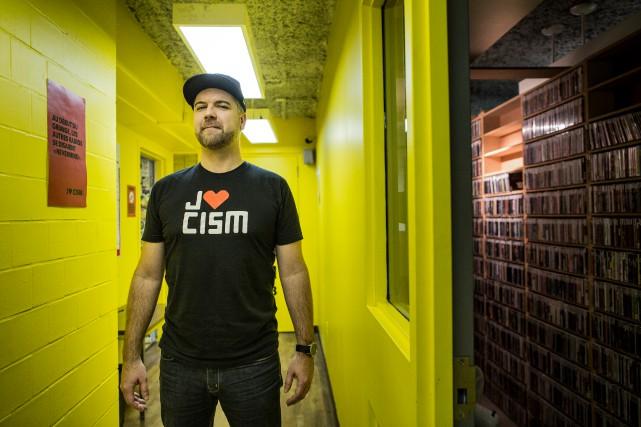 Selon Jarrett Mann,directeur général de CISM, la stratégie... (PHOTO EDOUARD PLANTE-FRÉCHETTE, LA PRESSE)