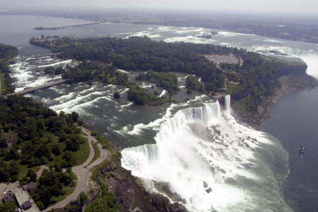 Le projet du New York State Parks assécherait... (AP, David Duprey)