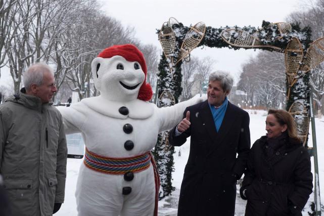 Le ministre des Affaires étrangères du Canada, Stéphane... (AFP, Florence Cassisi)
