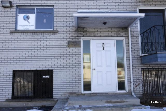 Les bureaux de l'Alliance autochtone du Québec, dans... (Archives LeDroit)